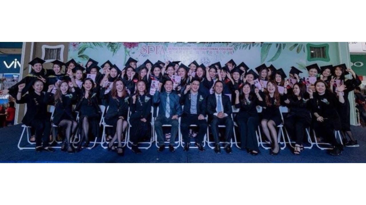 SPIC槟城顶尖国际美容彩妆教育学院