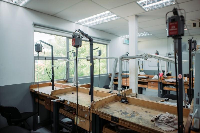 BLOCK C - Jewellery Studio