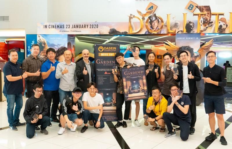 达尔尚动画毕业生就业率高也受业界公司欢迎,参与各种国际电影特效制作、著名游戏制作、广告制作等。