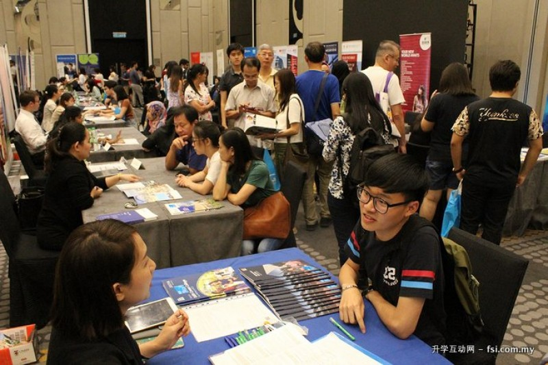 对于不便前往 AUG 办事处的学生,AUG 的辅导员将会在马来西亚各大城市的教育展为学生服务。