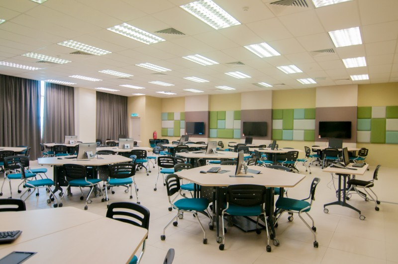Collaborative Learning Room