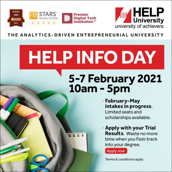 HELP Virtual INFO DAY,
