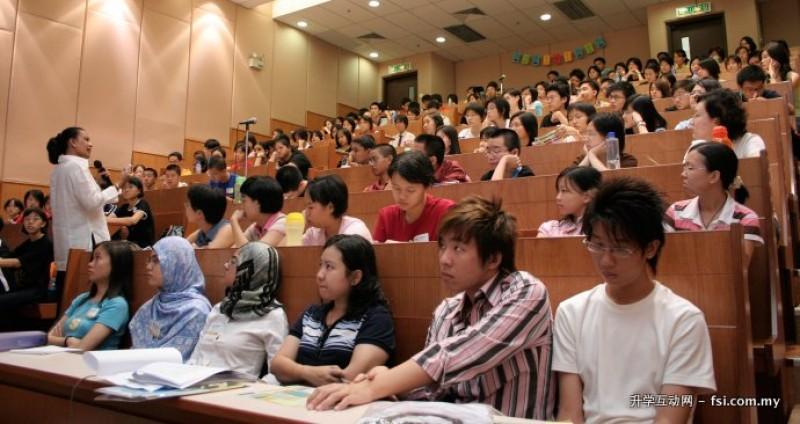 槟城伯乐大学学院导师对教育极富热忱,为学生提供最优质的教育。