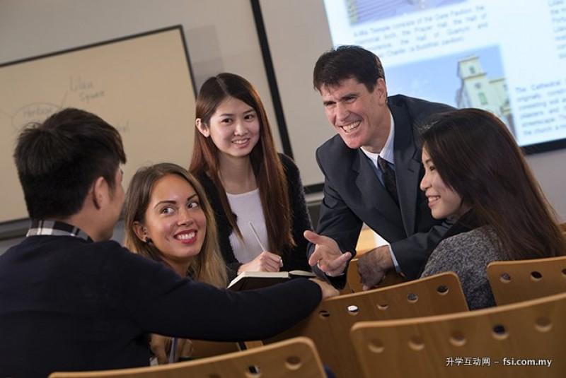 IFT提供舒适的校园生活,让学生拥有良好的学习环境。