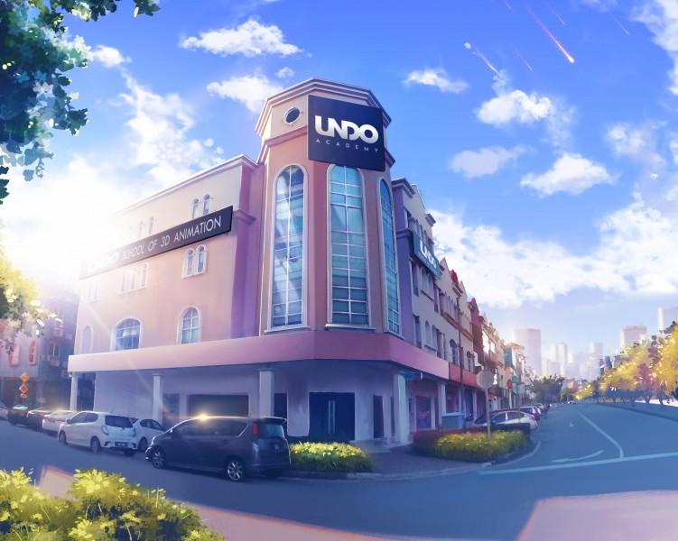 UNDO 学院