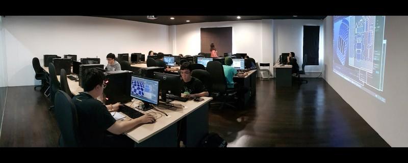 UNDO 学院电脑室