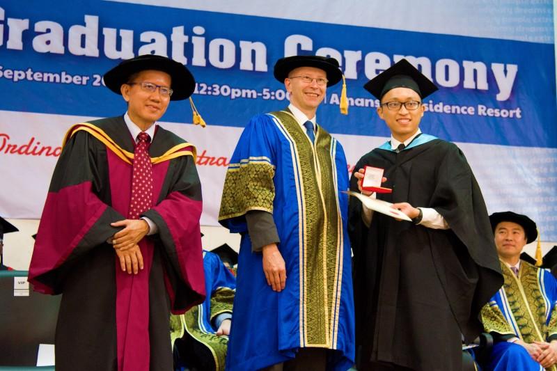 2019年吉星国际学院毕业典礼