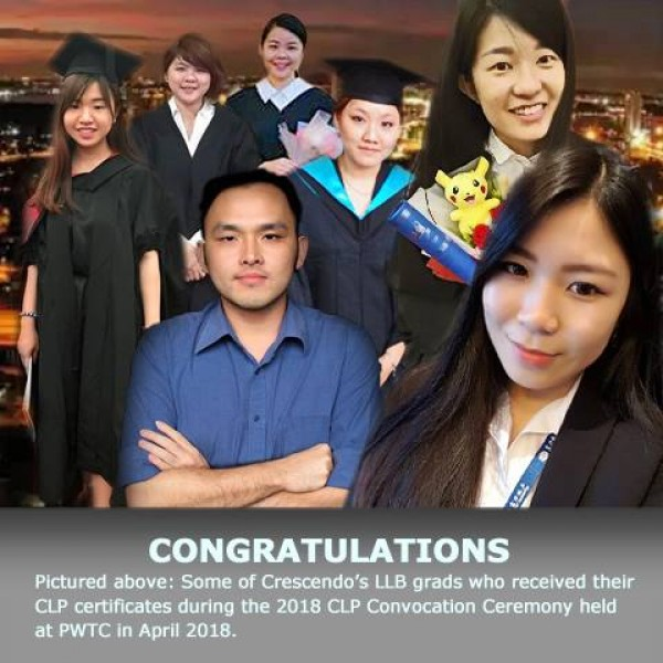 2018 CLP Convo Ceremony at PWTC