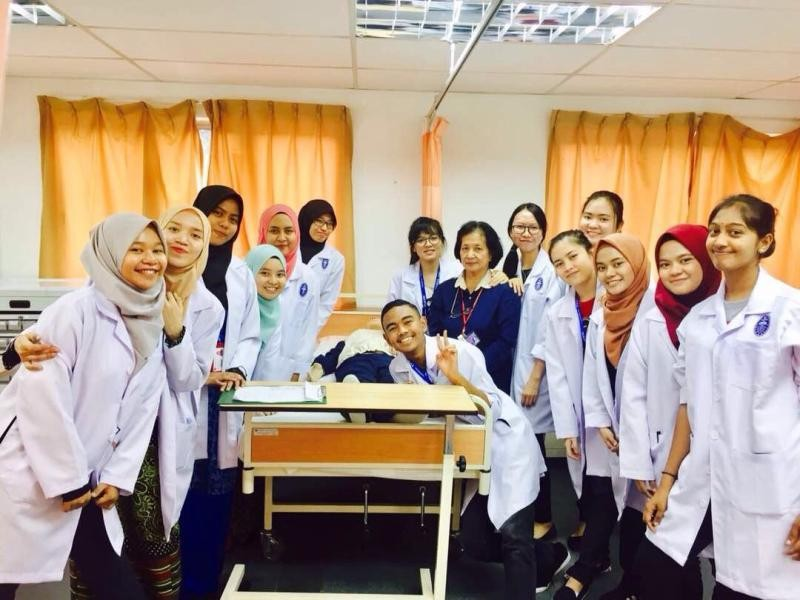 MAHSA University - Nursing experience