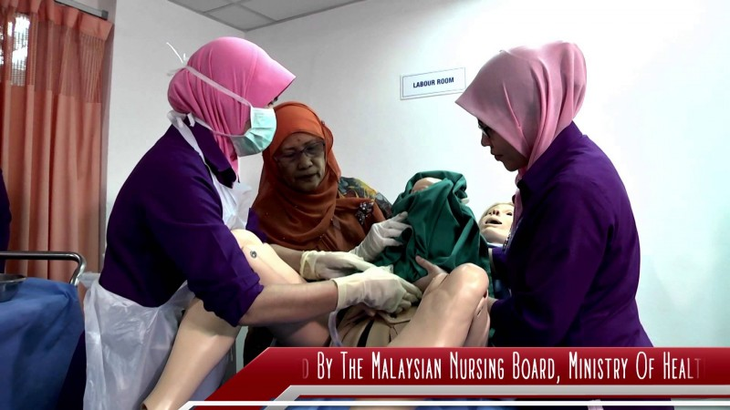 MAHSA University - Nursing and Midwifery experience