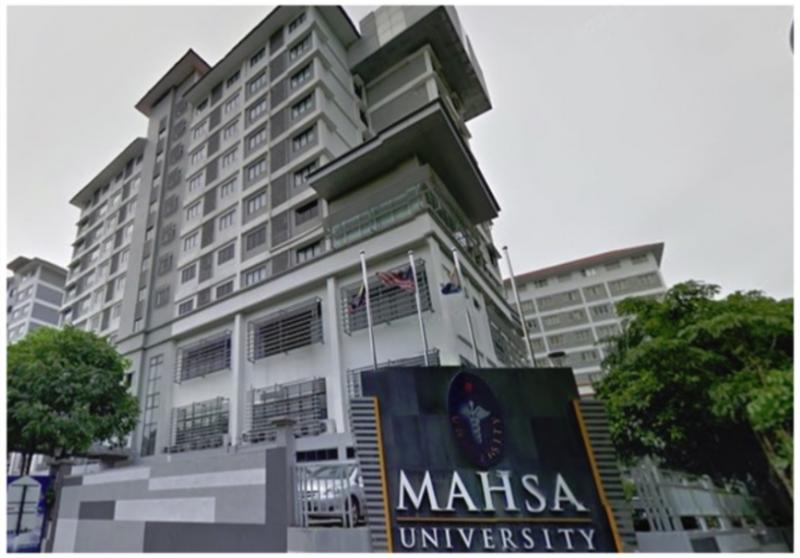 MAHSA University - Kuala Lumpur, Malaysia