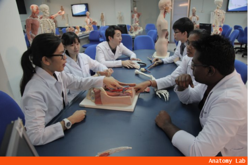MAHSA University - Anatomy Laboratory