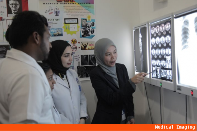 MAHSA University - Medical Imaging
